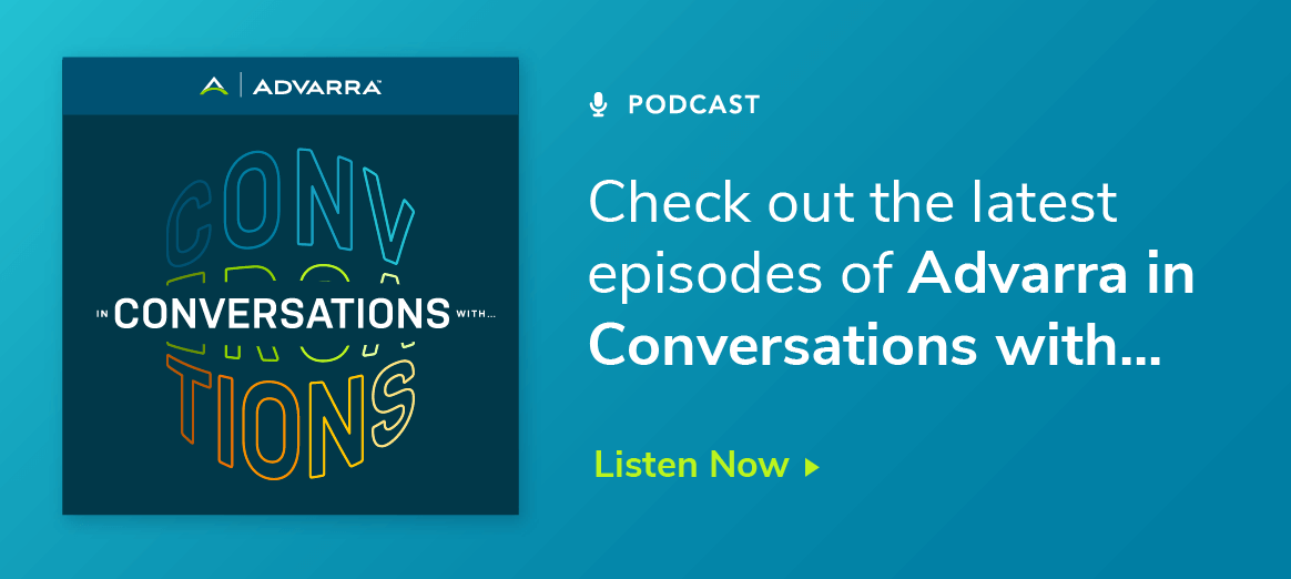 Check out the latest episodes of Advarra in Conversations with ...